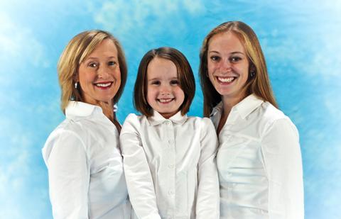 St Louis Photographers Portrait Girls