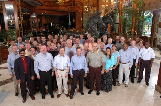 st louis company group portraits
