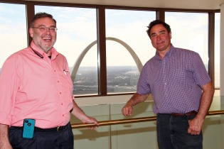 Rob Haller and Mike Haller St Louis Video Production